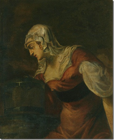 The Samaritan Woman at the Well, c. 1580, Tintoretto