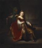 Ester prepara-se para o encontro como Assuero – Rembrandt
