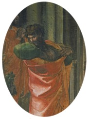DETAIL: The Sacrifice at Lystra, 1515-16, Raphael Sanzio