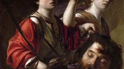 The Triumph of David (Le triomphe de David / David triomphant), ca. 1615, Bartolomeo Manfredi