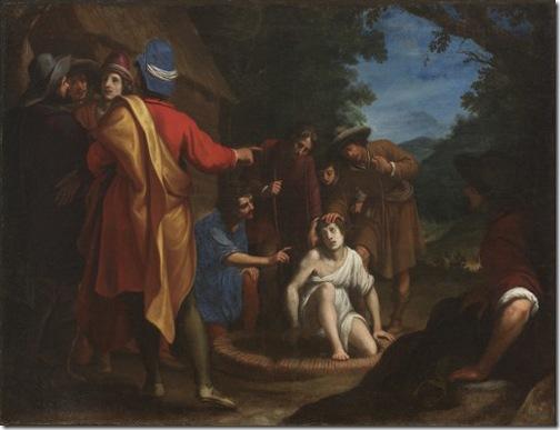 Joseph Sold to the Ishmaelites, ca. 1630, Matteo Rosselli