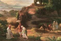 O Encontro de Rute e Boaz – Károly Markó I