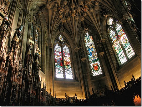 Saint Giles Cathedral, Edinburgh