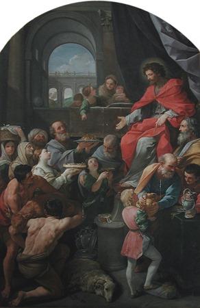 The triumph of Job (Le Triomphe de Job / Der Triumph Hiobs), 1622-1636, Guido Reni