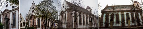 Église Sainte-Aurélie, Strasbourg