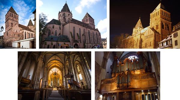 Église Saint-Thomas, Strasbourg