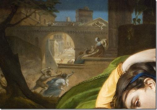 DETAIL: The Massacre of the Innocents (Das Massaker der Unschuldigen /Le massacre des innocents), 1824, François-Joseph Navez
