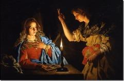 A Anunciação – Matthias Stom