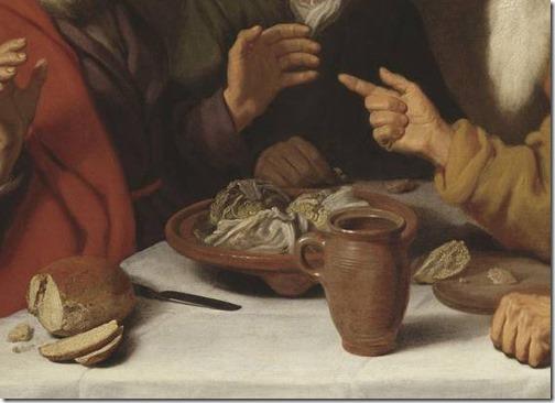 DETAIL: The Disobedient Prophet, ca. 1630, Lambert Jacobsz