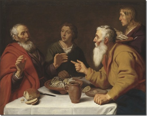 The Disobedient Prophet, ca. 1630, Lambert Jacobsz