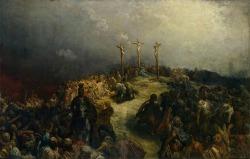 O Calvário – Gustave Doré