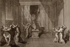 O véu do templo é rasgado – Ottmar Elliger II
