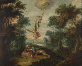 A Escada de Jacó – Frans Francken II