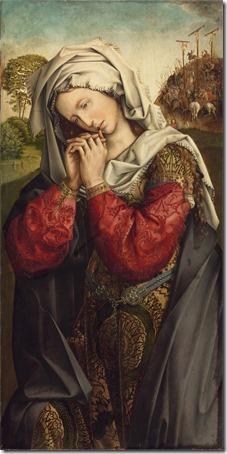 The Mourning Mary Magdalene (El luto de María Magdalena / O Luto de Maria Madalena), 1500–1504, Colijn de Coter
