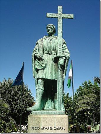 Monumento a Pedro Álvares Cabral, 1963, Álvaro de Brée