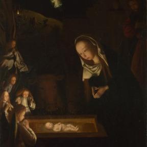 A Natividade à Noite – Geertgen tot Sint Jans