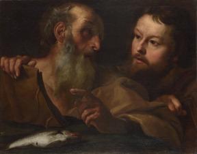 André e Pedro – Gian Lorenzo Bernini