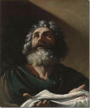 Jacob mourning over Joseph's coat (O pranto de Jacó sobre a túnica de José), ca. 1625,  Circle of Il Guercino