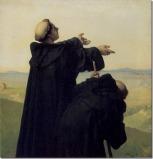 Lutero avista Roma – Ferdinand Pauwels