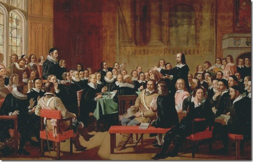 Assertion of Liberty of Conscience by the Independents of the Westminster Assembly of Divines, 1644 (Afirmação da liberdade de consciência pelos Independentes da Assembleia de Teólogos de Westminster, 1644), 1847, John Rogers Herbert
