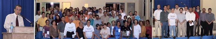 Gilson Santos: Congresso de Inaguração da CRBB em 2004