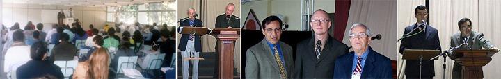 Gilson Santos: Congressos da CRBB