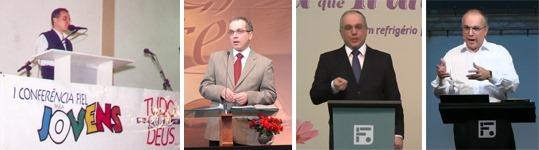 Gilson Santos: Preletor em Conferência do Ministério Fiel