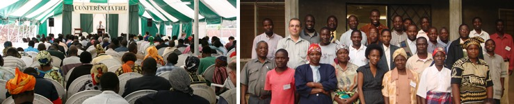 Gilson Santos: Moçambique, Julho de 2008