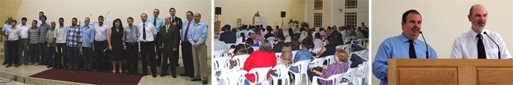 Gilson Santos: Seminário Martin Bucer, Brasil