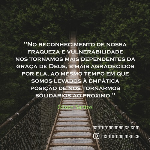 Banner Instagram - Instituto Poimênica
