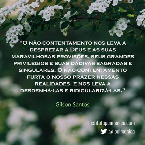 Banner Twitter - Gilson Santos