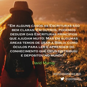 Como usar as Escrituras – David P. Murray