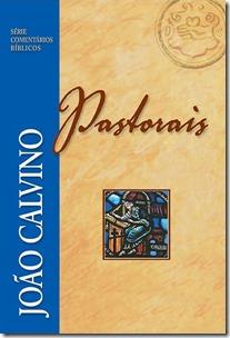 CALVINO, João. Pastorais. Série Comentários Bíblicos. Trad. Valter Graciano Martins. São José dos Campos (SP): Editora Fiel, 2009
