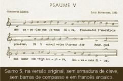 """Do Salmo 5 ao """"Atos 2″; Uma Panorâmica sobre Salmos e Hinos na Música Evangélica no Brasil"""