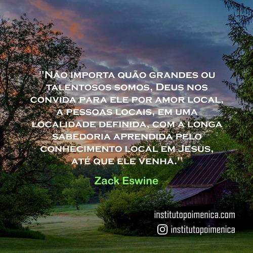 Banner Instagram - Instituto Poimenica