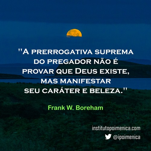 Banner Twitter - Instituto Poimenica
