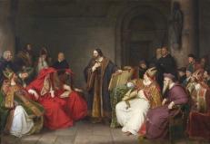 """""""Que tua graça nos preceda"""" – Jan Hus"""