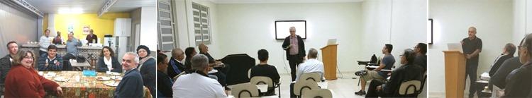 Grupo de Leitura e Discussão - Instituto Poimênica