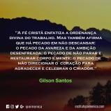 Há pecado em não descansar? – Gilson Santos