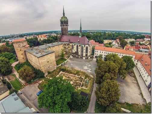 Wittenberger Schloß
