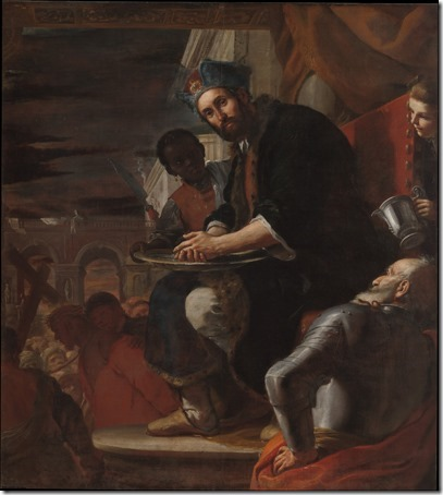Pilate Washing his Hands, 1663, Mattia Preti