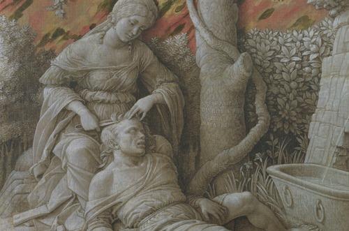Sansão e Dalila – Andrea Mantegna