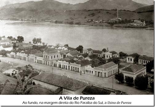 A Vila de Pureza, São Fidélis, Rio de Janeiro