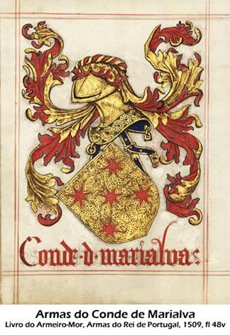 Armas do Conde de Marialva